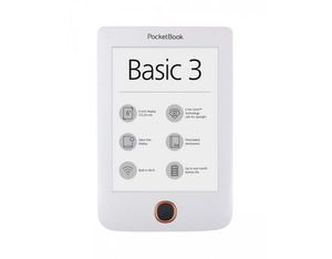 PocketBook Basic 2 weiss, WIFI/USB | Dodax.it