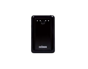 DÖRR Powerbank 6600mA black | Dodax.at