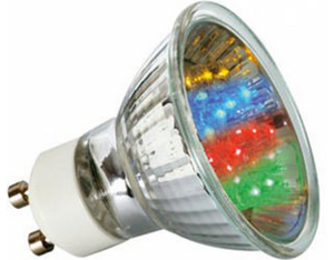 Paulmann LED Spot Multicolor, GU10, 230V | Dodax.at