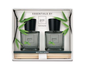 ipuro Set Black Bamboo 50ml | Dodax.ch