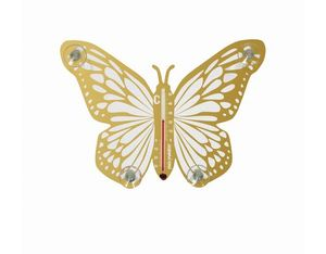 Pluto Thermometer Schmetterling | Dodax.at