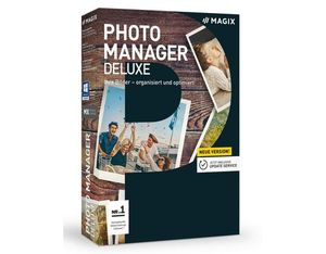 MAGIX Photo Manager Deluxe, 1 DVD-ROM | Dodax.co.uk