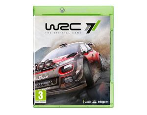 WRC 7, 1 XBox One-Blu-ray Disc | Dodax.ch