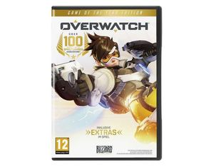 Overwatch, 1 DVD-ROM (Game of the Year Edition) | Dodax.nl