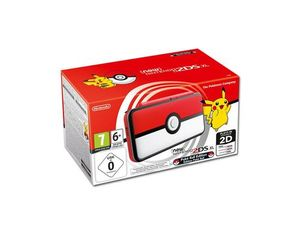 New Nintendo 2DS XL Pokéball Edition, 1 Konsole | Dodax.nl