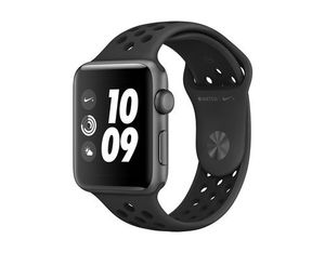 Apple Watch S3 42mm NIKE+ Spacegrau GPS A/B | Dodax.co.uk