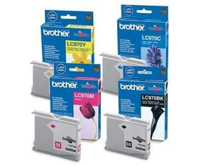 Brother Kombipack,4 Patronen, LC-970C | Dodax.at