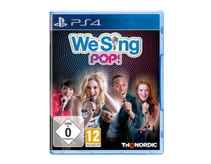 We Sing Pop!, 1 PS4-Blu-ray-Disc | Dodax.it