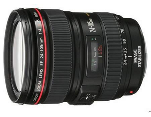 Canon EF 24-105mm f / 4L IS USM | Dodax.ch