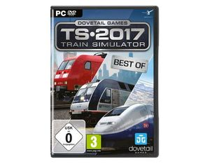 Best of TS 2017 Train Simulator, 1 DVD-ROM | Dodax.it