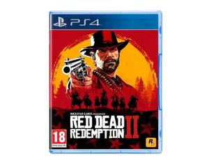 Red Dead Redemption 2, PS4 | Dodax.co.uk