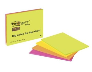 3M Post-it Super Sticky Grossformate | Dodax.at