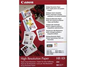 "Canon High Resolution Paper A4, ""S"" 